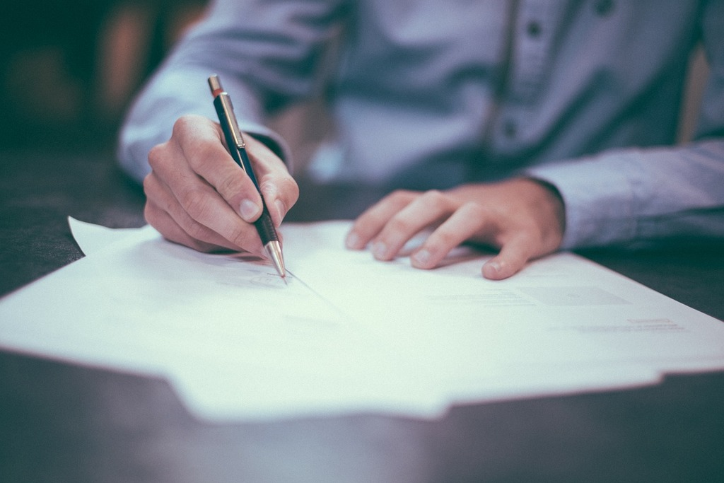 Louer un appartement en colocation - contrat